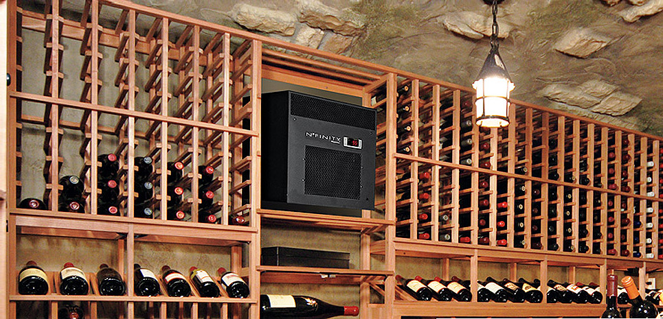 wine cellar cooling systems