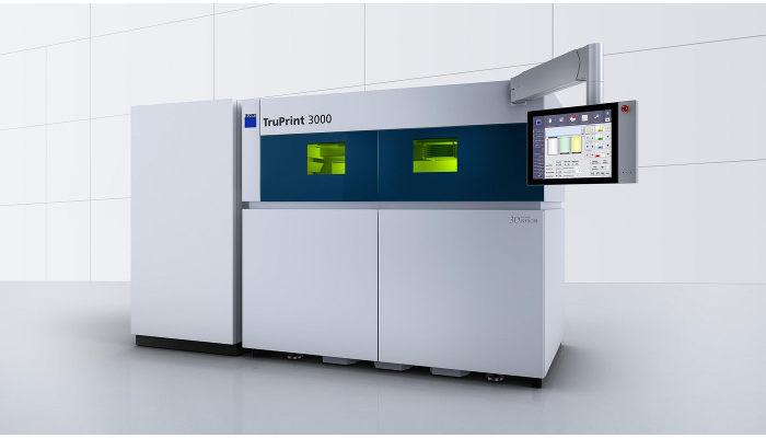3d metal printing machine