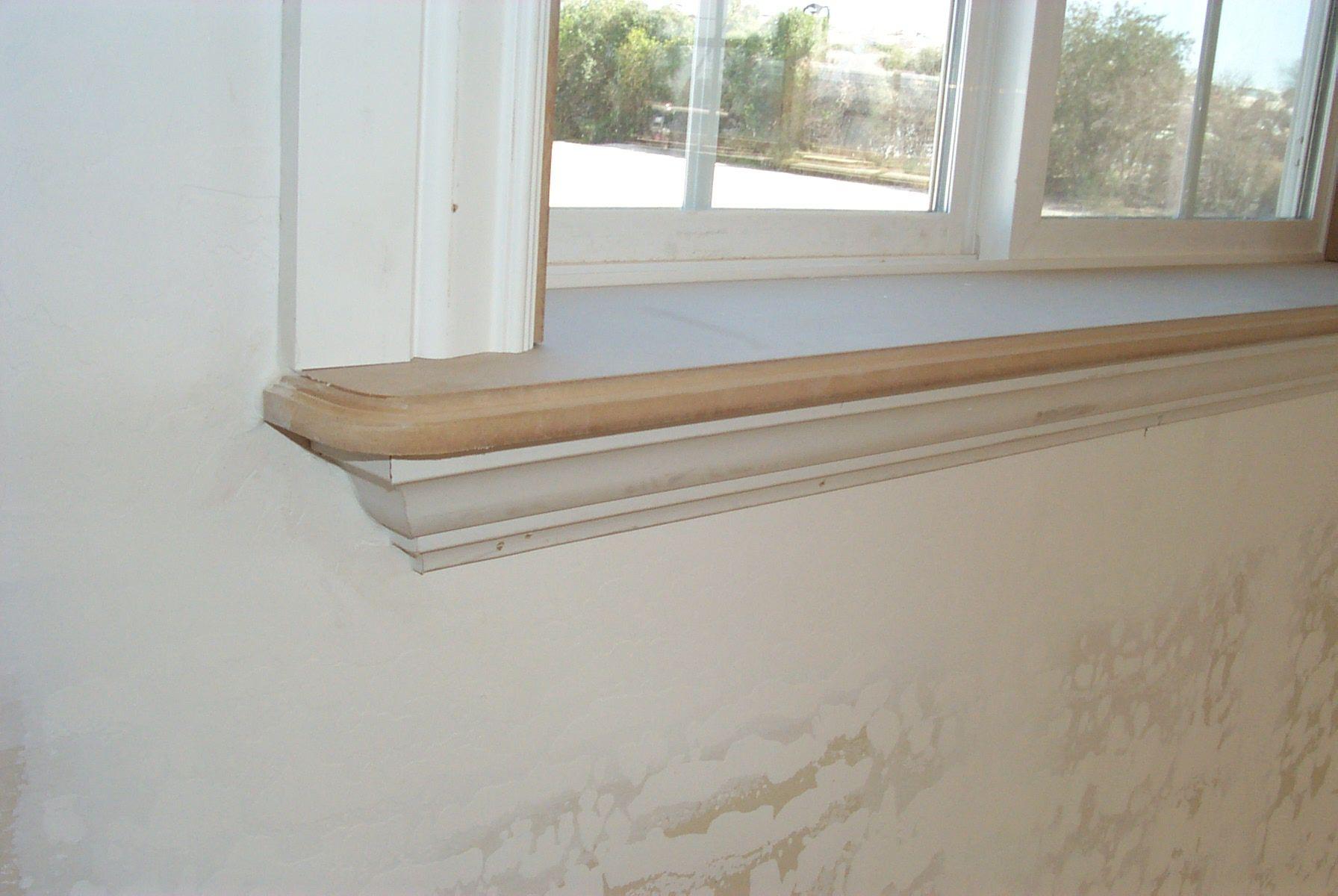window sill board
